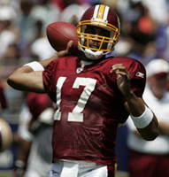 Washington Redskins win 20-12 against the Philadelphia Eagles
