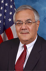 Rep. Barney Frank and the banking sector
