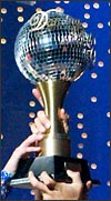 Dancing With the Stars winner is Ohno