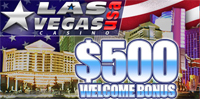 Online gambling just like at the Las Vegas casinos