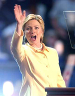Hilary Clinton gets odds for her campaign song