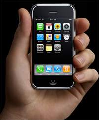 Apple's iPhone - mobile phone, browser, iPod and betting prop
