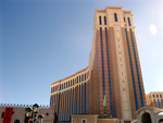 Las Vegas Sands starts the construction of Sands Bethworks Casino