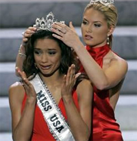 Miss USA Rachel Smith finishes fifth at the Miss Universe pageant