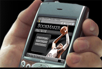 Mobile Betting: Place a wireless bet on your cell phone or PDA