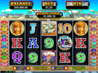 Online casinos introduce new casino slots game