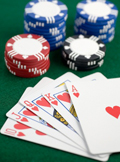 Poker champ busted for gambling in Tennessee