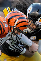 NFL Odds: Pittsburgh Steelers vs. Cincinnati Bengals point spread
