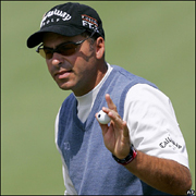 U.S. Open Playoff: Rocco Mediate and Tiger Woods