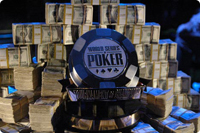 World Series of Poker betting and 2007 WSOP odds